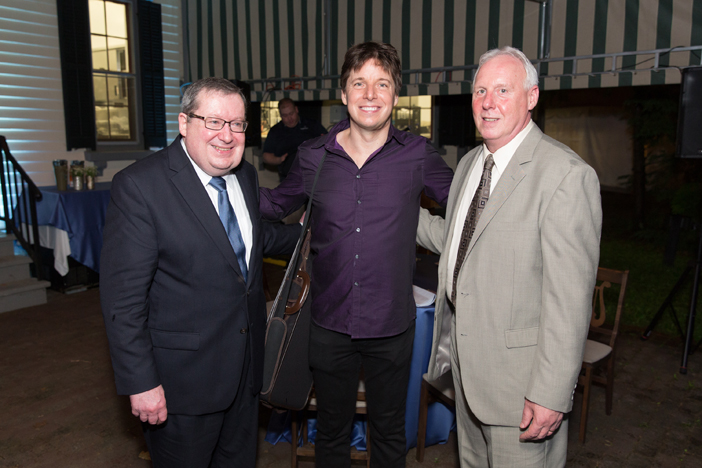 Event Co-Chairs Gregory Bulger (left) and Richard Dix (right) with Opening Night guest violinist Joshua Bell.jpg