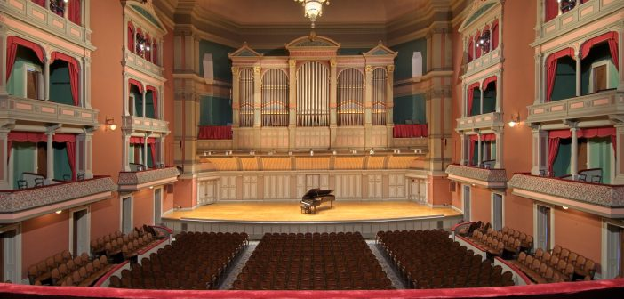 Area music halls  Ensuring the music and more play on
