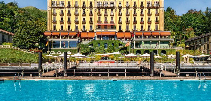 Transported to serene elegance: The Grand Tremezzo