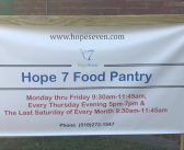 Hope 7 Food Pantry