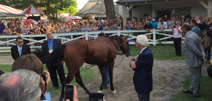 Insiders' guide to Saratoga Race Course