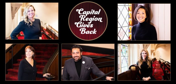 2020 Capital Region Gives Back